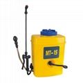 15L Knapsack Sprayer agricultures CP15