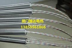 内接线高密度单头电热管