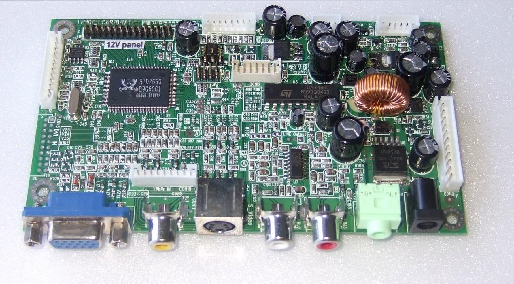 LCD controller boards 1