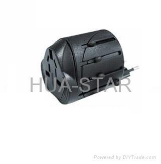 Universal travel adapter plug   2