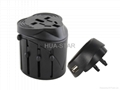Universal travel adapter plug   4