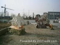 天津雕塑製作安裝