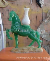 供应天津树脂雕塑工艺品 5