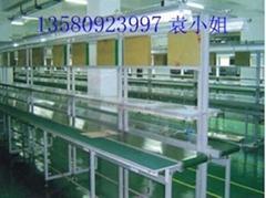 PVC皮帶傳送線