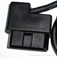 R/A J1962 OBD II wire harness