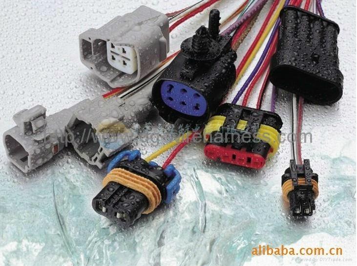 汽車線束/端子線/連接線 2