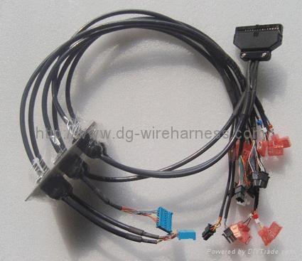 WIREHARNESS/工業端子台線束 1