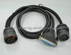 WIREHARNESS FOR AUTOMOTIVE