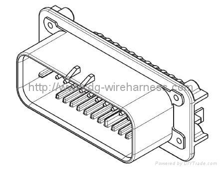 Strain Relief Connector