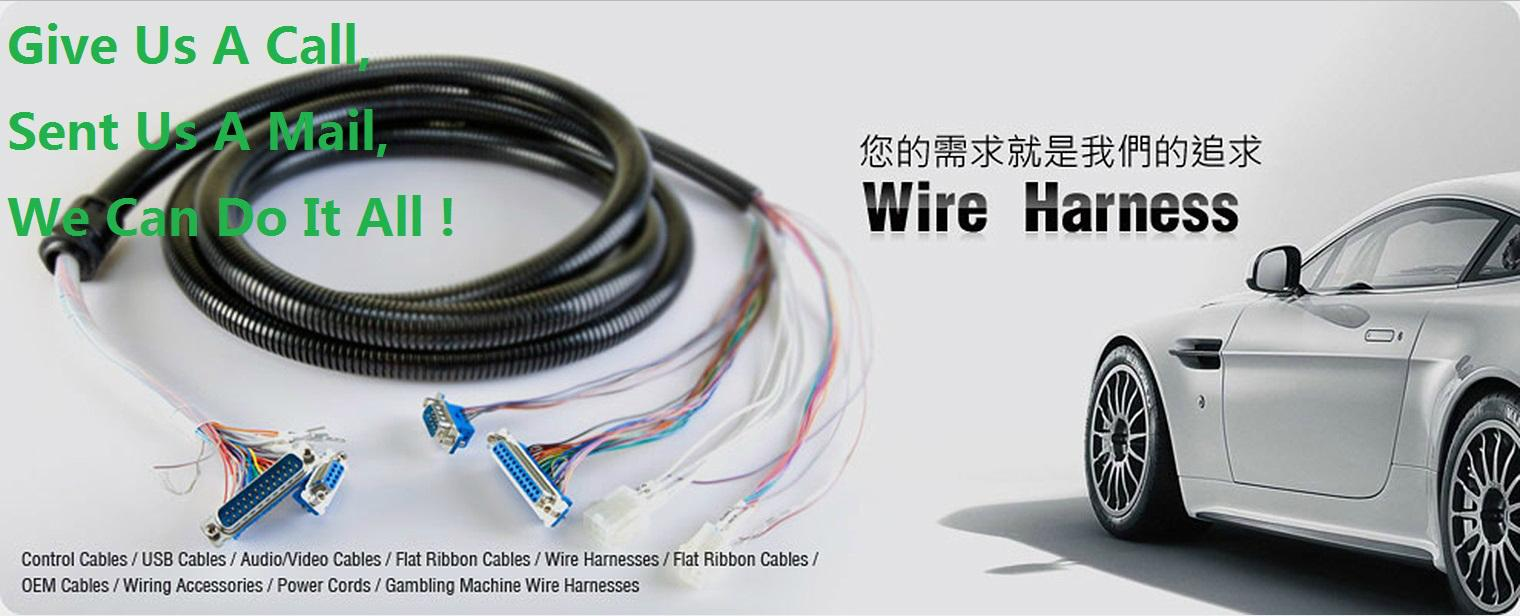 ECU WIREHARNESS/ECU汽車線束 4