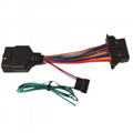 J1962 OBDII customized cable assembly