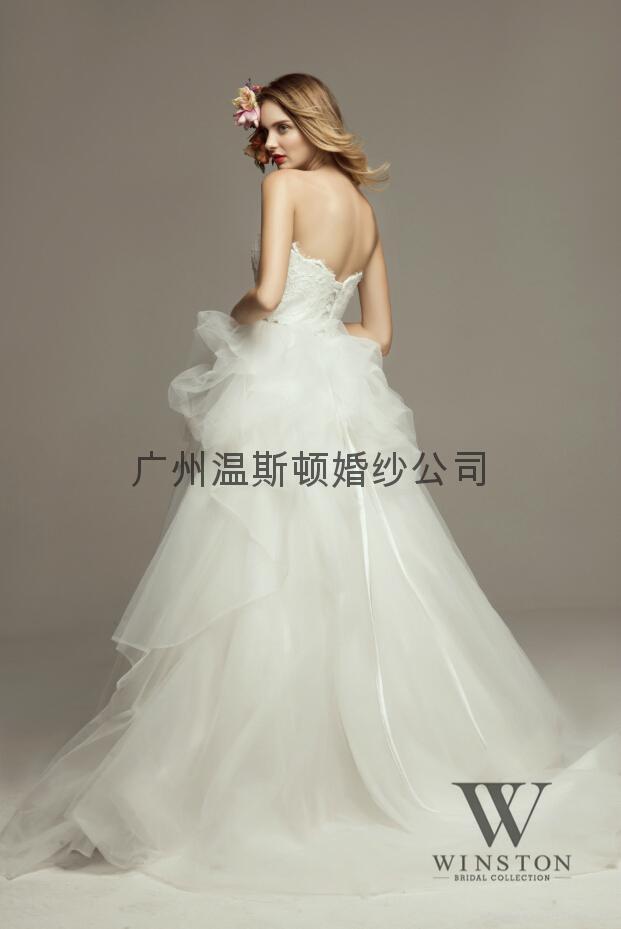 2014新款婚紗 2