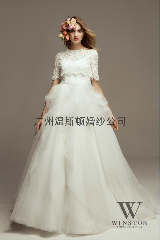 2014新款婚紗 1