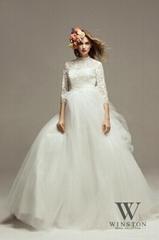 2014winston新款婚紗