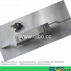 Zinc Alloy Panel Rod Control Lock