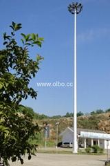 30M High Mast Lighting Tower