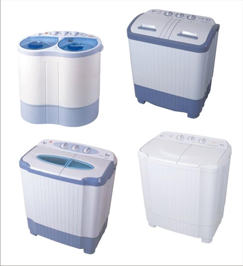 2.0~4.5kg Small double washing machine (China Manufacturer ...