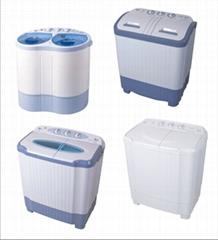 2.0~4.5kg Small double washing machine
