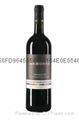 橡樹谷和諧干紅葡萄酒(超級托斯卡納)