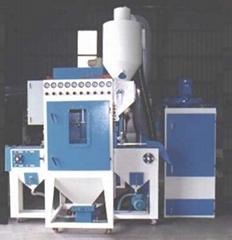二極體除溢膠用噴砂機 LD-6