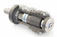 液压螺旋式摆动缸/马达