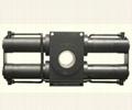 液压齿轮齿条式摆动缸 2