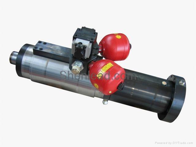 电液伺服线性作动器 1