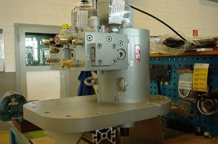 結晶器振動液壓缸 2