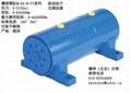 液压摆动马达/缸M-DA-HF