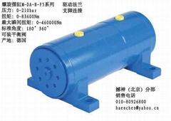 液壓擺動馬達/缸M-DA-HF5系列