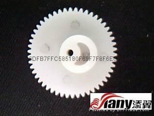 塑料齿轮 齿轮 塑胶齿轮厂家 3