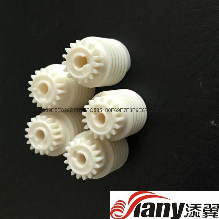 添翼厂家直销塑胶尼龙增韧斜齿轮 高强度 吸噪音、减震  2