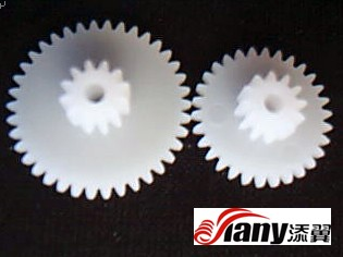 塑胶双层齿轮 1