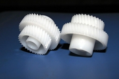 Manufacturers custom all kinds of plastic helical gear