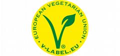 V-label认证素食认证