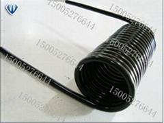 拖挂车螺旋电缆连接线
