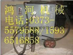 液压环槽铆钉机