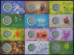 12 Horoscopes Wish Pearl Necklace Gift Kit
