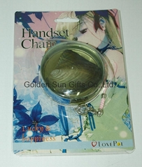 Love Pearl Cell Phone Charm Kit