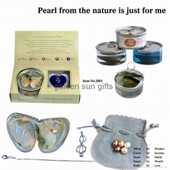 Wish Pearl Necklace Gift Set