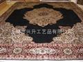 上海手工丝毯