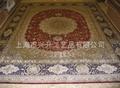 别墅专用高档手工丝毯