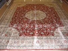 手工編織波斯地毯