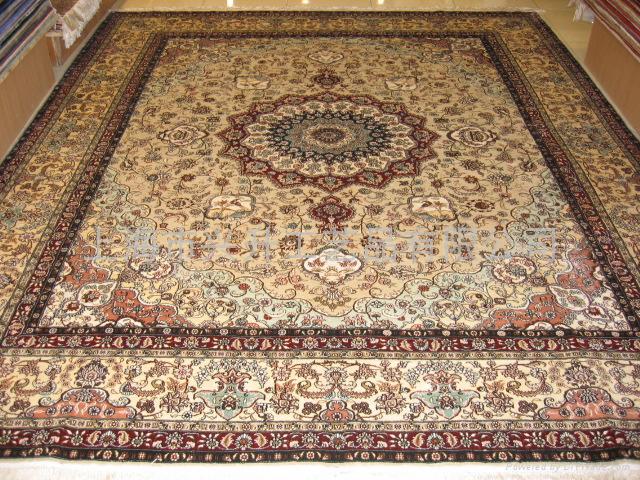 Silk Carpet真丝地毯 1