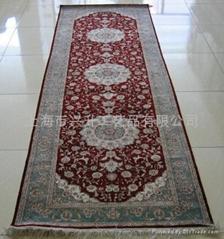 走廊真丝地毯