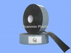 供應聚乙烯三層結構雙面膠防腐內帶