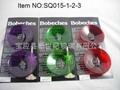 bobeches(glass candle rinig)