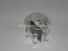 玻璃燭環套