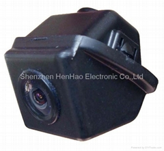 7810 color camera for toyota camry with graduated scale