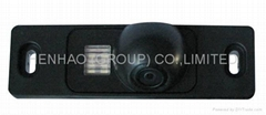 7836color camera for Subaru Forester with graduated scale